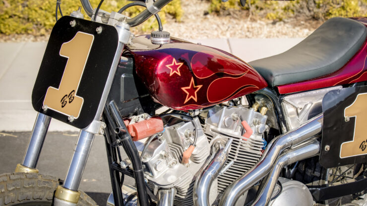 Harley-Davidson XR750 Flat Tracker 8