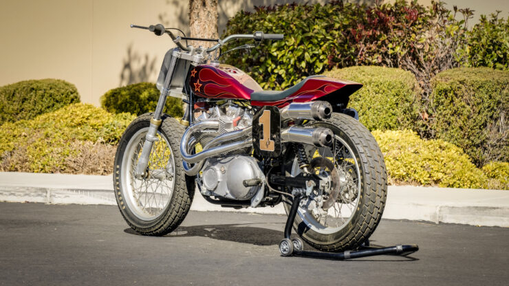 Harley-Davidson XR750 Flat Tracker 9