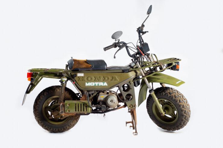 Honda CT50 Motra 1