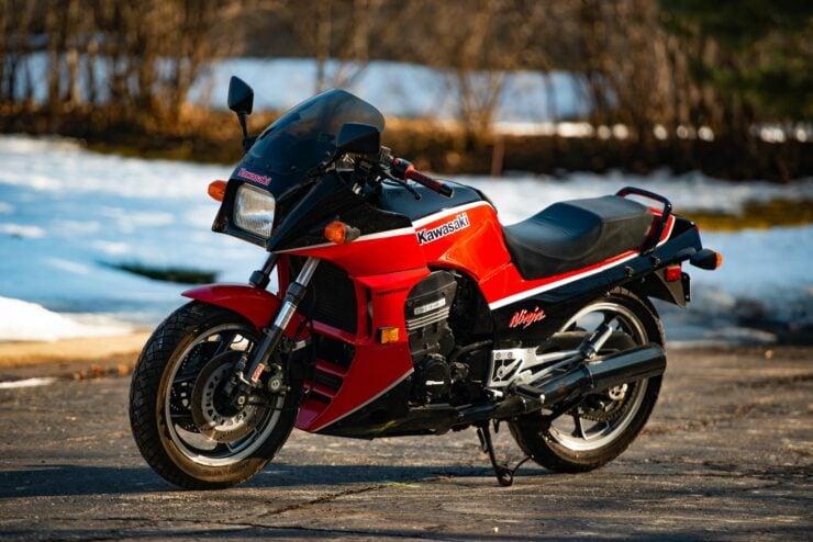 Kawasaki Ninja ZX900