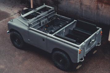 Land Rover Series 2A Restoration 1