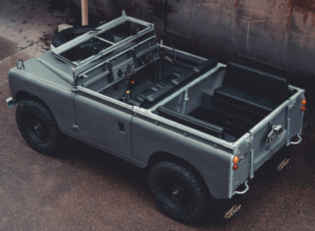 Land Rover Series 2A Restoration 1