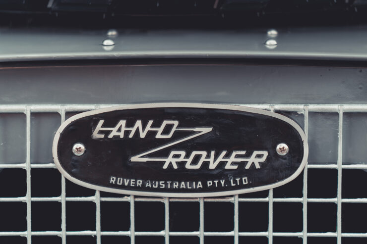 Land Rover Series 2A Restoration 11