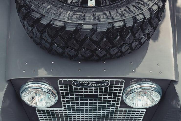 Land Rover Series 2A Restoration 14