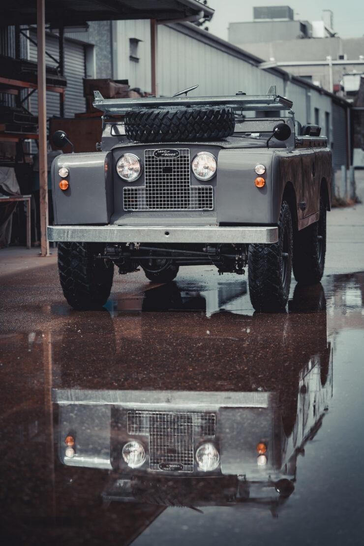 Land Rover Series 2A Restoration 2