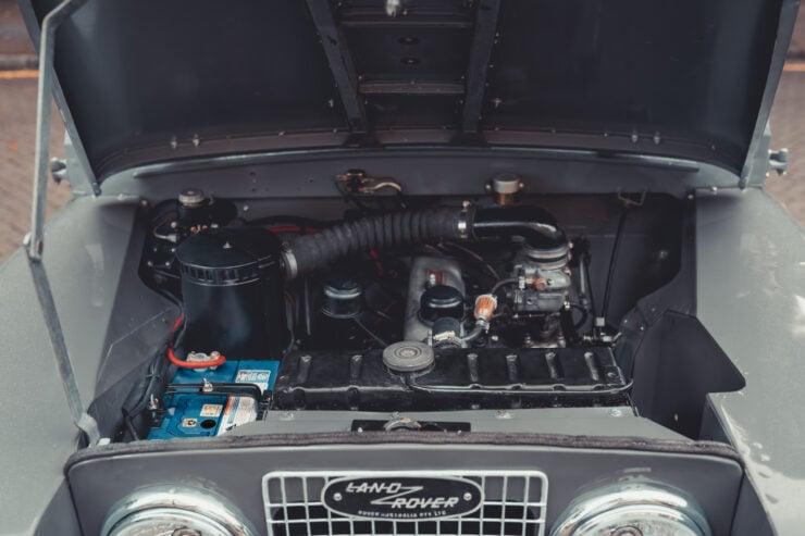 Land Rover Series 2A Restoration 23