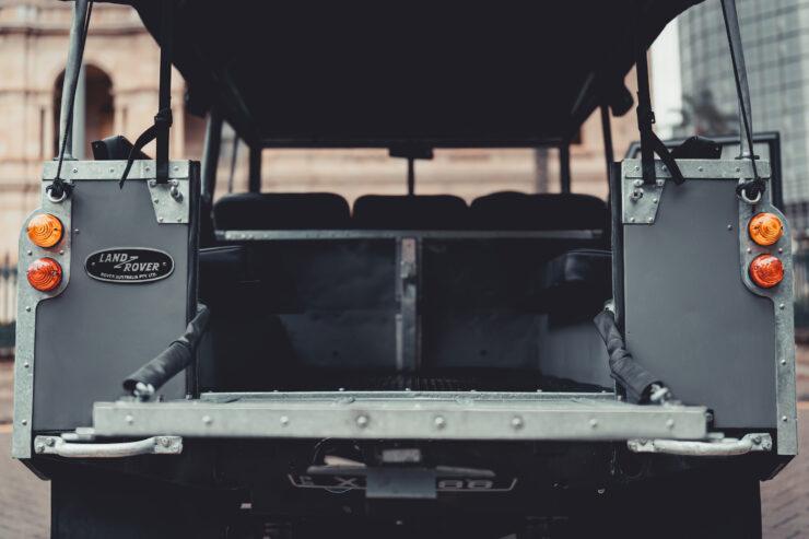 Land Rover Series 2A Restoration 25
