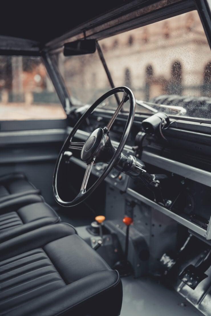 Land Rover Series 2A Restoration 28