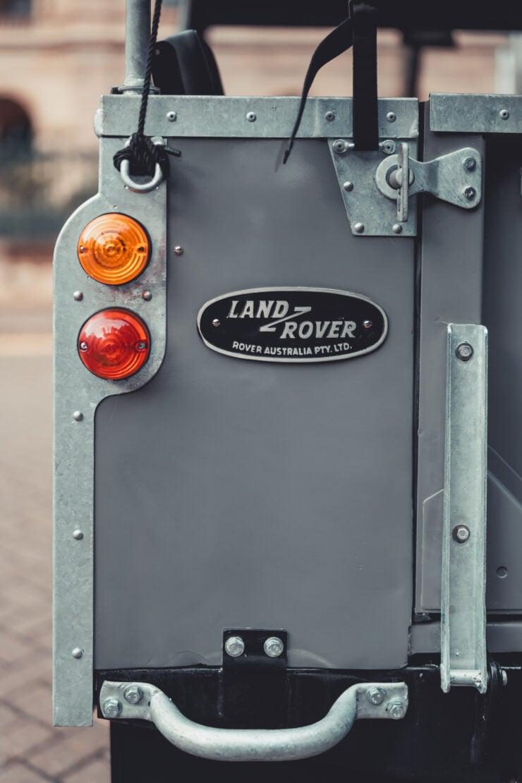 Land Rover Series 2A Restoration 31