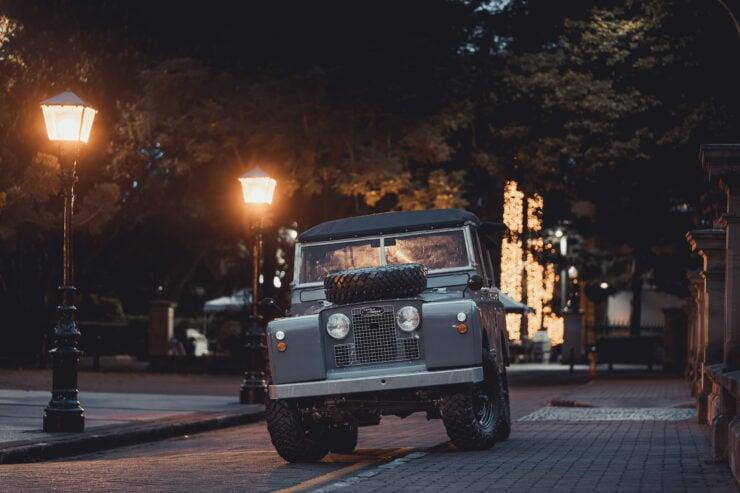 Land Rover Series 2A Restoration 33