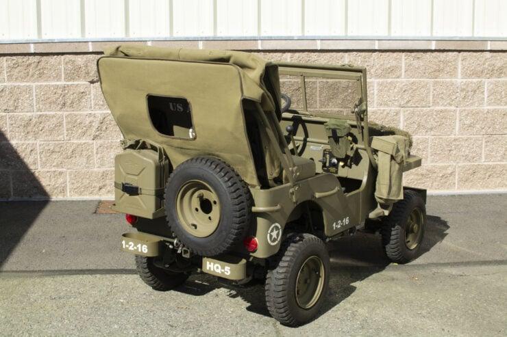 Mini Jeep 1
