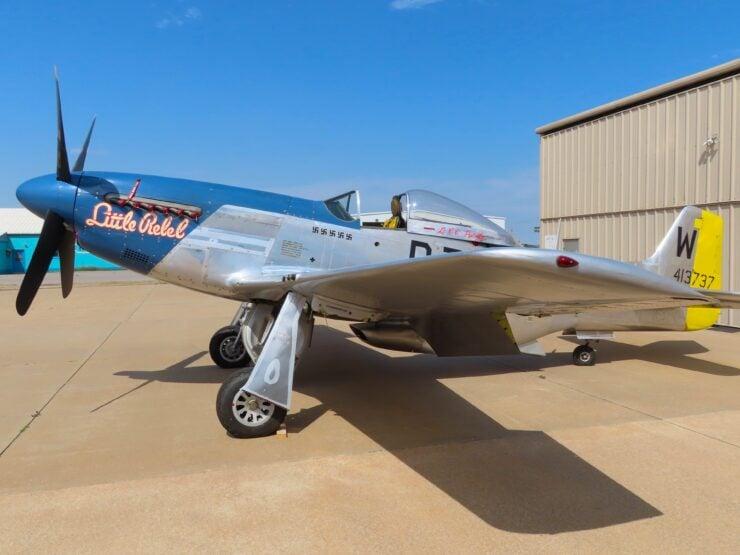 North American P-51D Mustang 1
