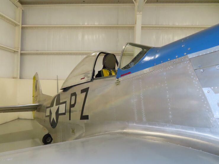 North American P-51D Mustang 7