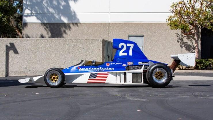 Parnelli VPJ-4 American Formula 1 Car 1