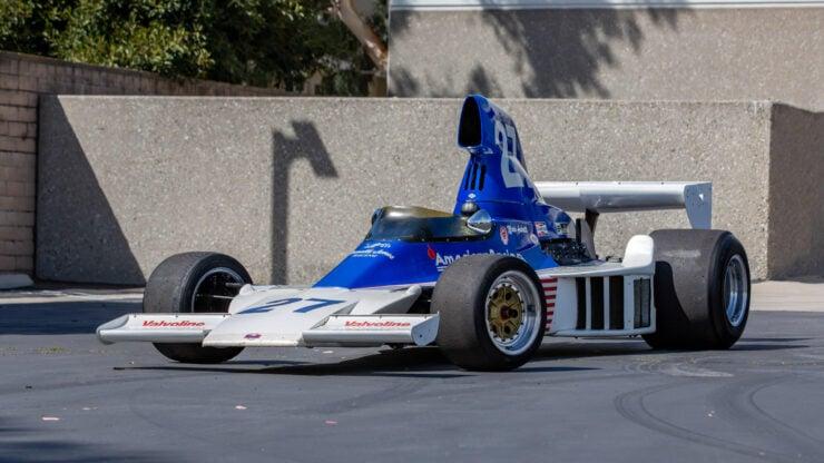 Parnelli VPJ-4 American Formula 1 Car 11