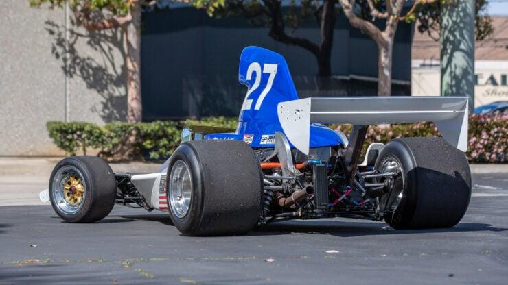Parnelli VPJ-4 American Formula 1 Car 2