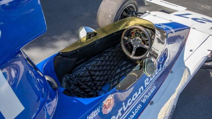 Parnelli VPJ-4 American Formula 1 Car 4