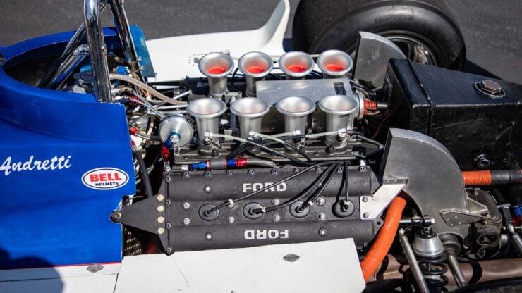 Parnelli VPJ-4 American Formula 1 Car 5
