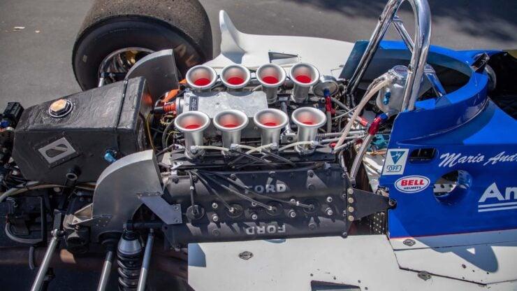 Parnelli VPJ-4 American Formula 1 Car 6