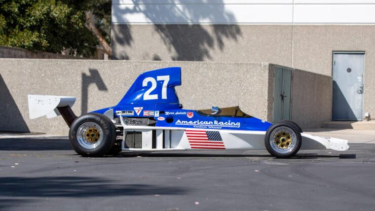 Parnelli VPJ-4 American Formula 1 Car 7