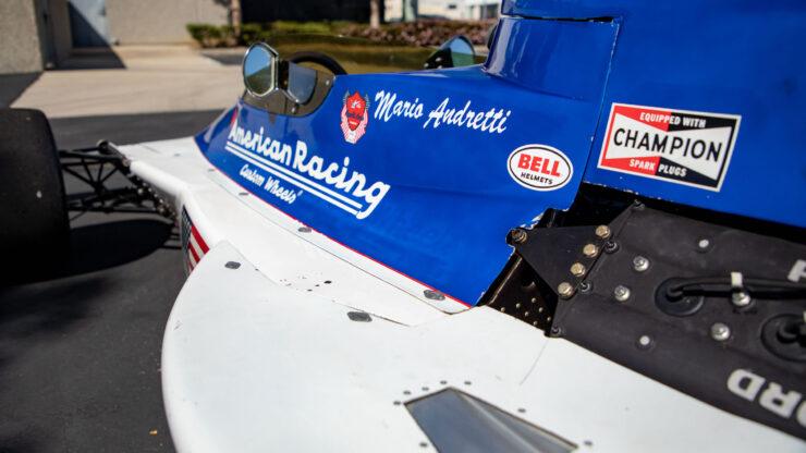 Parnelli VPJ-4 American Formula 1 Car 8