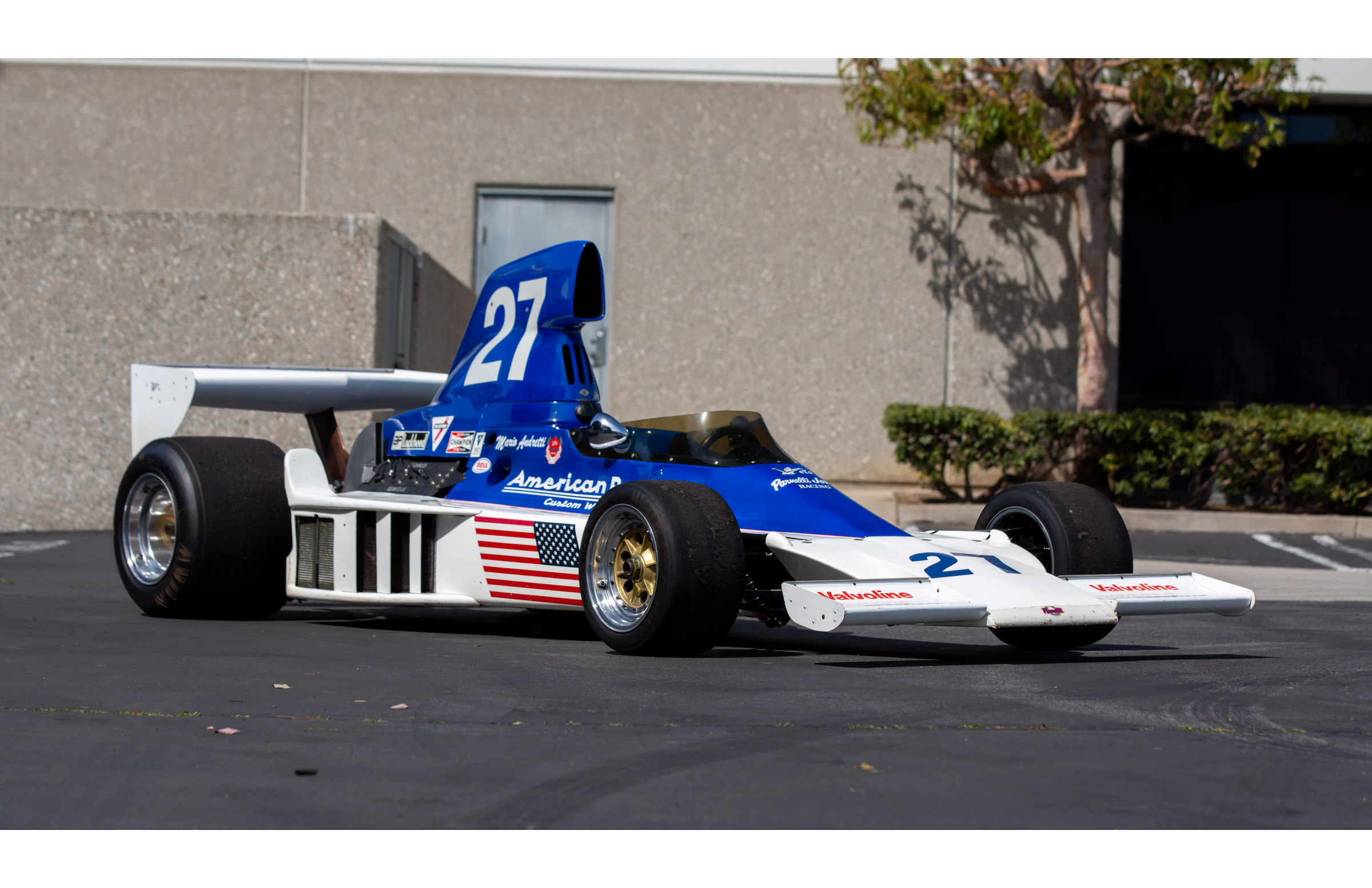 Parnelli VPJ-4 American Formula 1 Race Car