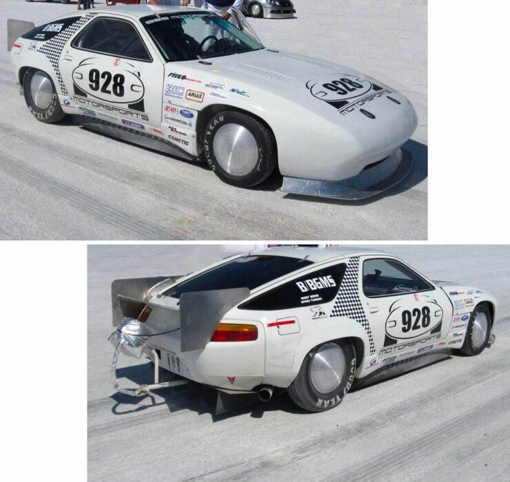 Porsche Land Speed Racer
