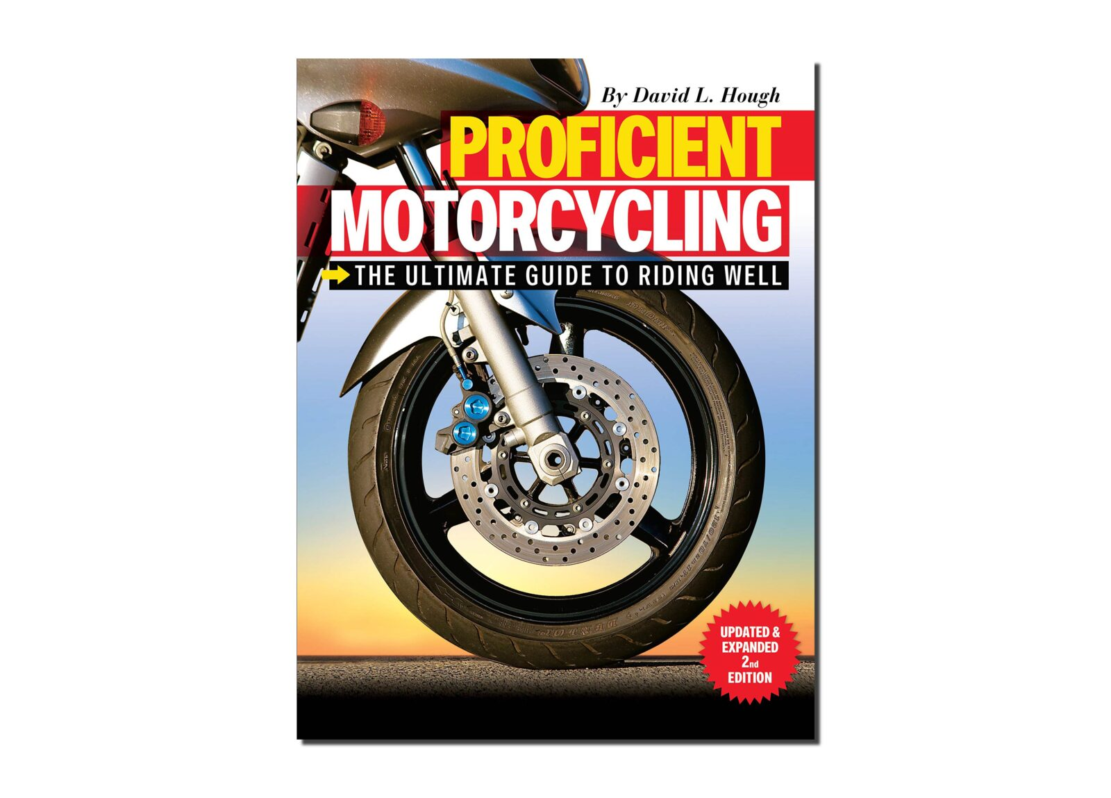 Proficient Motorcycling Book