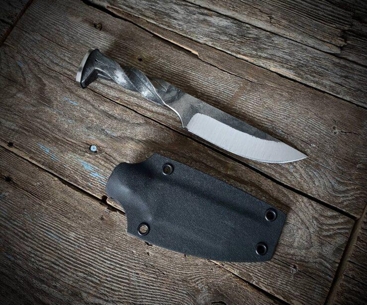 Railroad Spike Knives 5