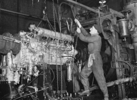 The Design, Development, And Construction Of The Rolls-Royce Merlin Engine