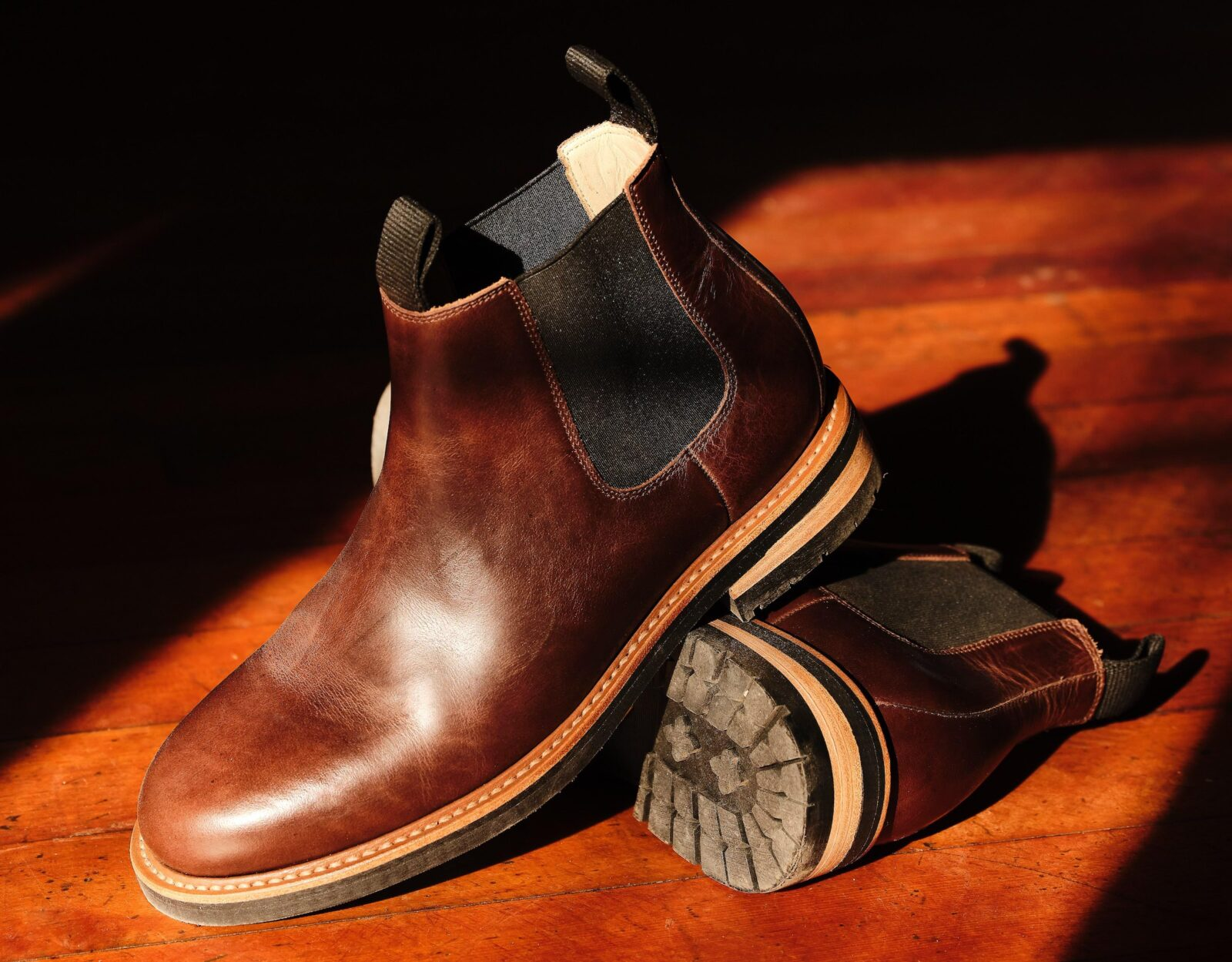 The Rhodes Cooper Boot