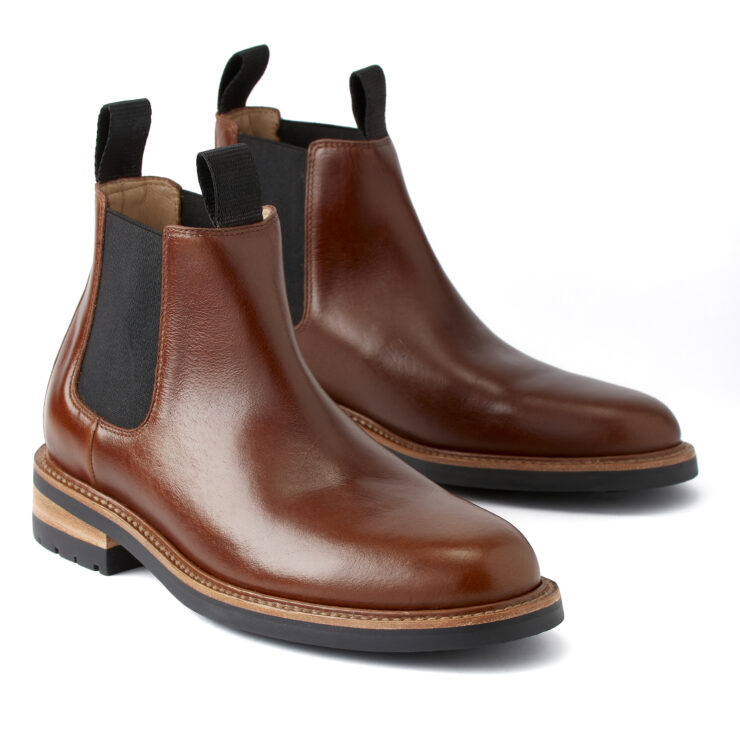 The Rhodes Cooper Boot 3