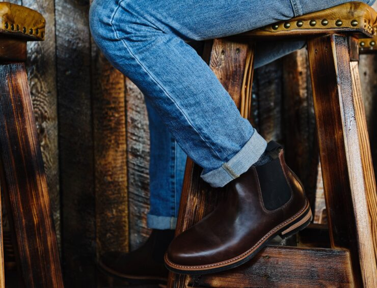 The Rhodes Cooper Boot 7