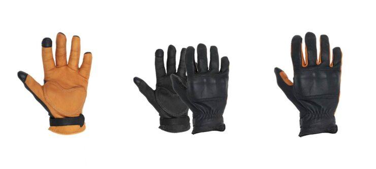 Union Garage D3 Moto Gloves Collage