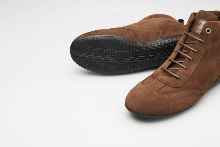 Vandal Iconic Driving Shoes Light Brown 2