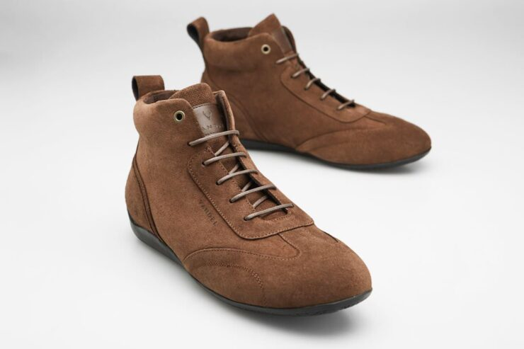 Vandal Iconic Driving Shoes Light Brown