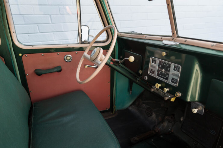 Willys Jeep Station Wagon Camper 3