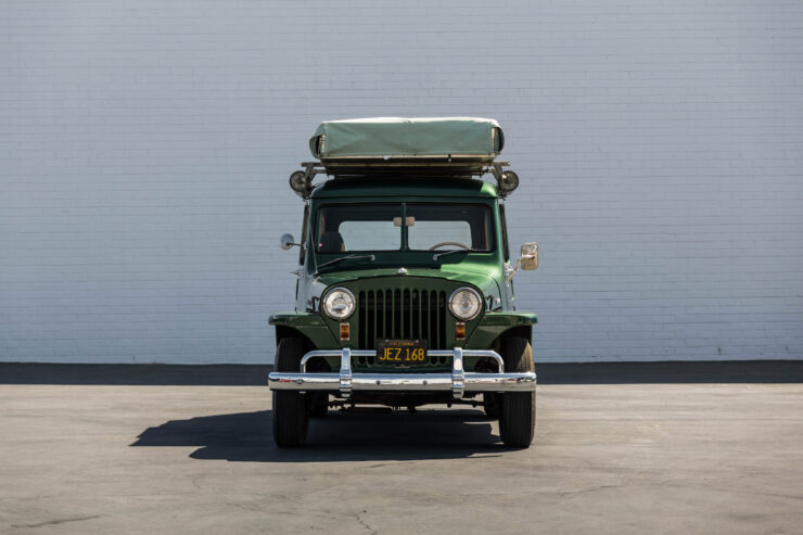 Willys Jeep Station Wagon Camper 5