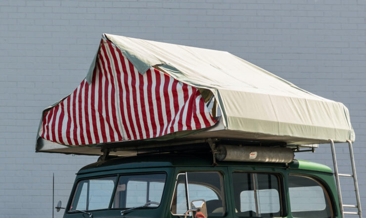 Willys Jeep Station Wagon Camper