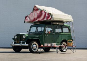 Willys Jeep Station Wagon Overlander