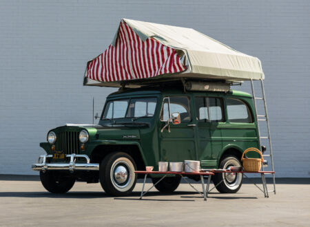 Willys Jeep Station Wagon Overlander