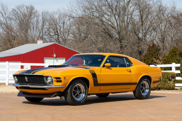 1970 Ford Mustang Boss 302 11