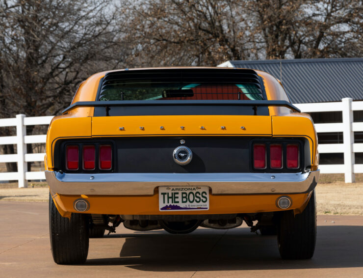 1970 Ford Mustang Boss 302 12
