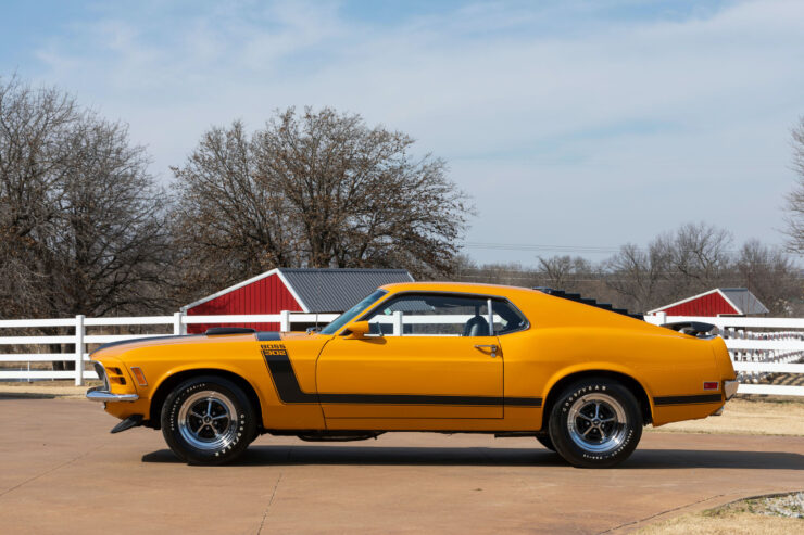 1970 Ford Mustang Boss 302 4
