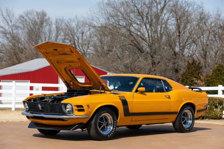 1970 Ford Mustang Boss 302 9