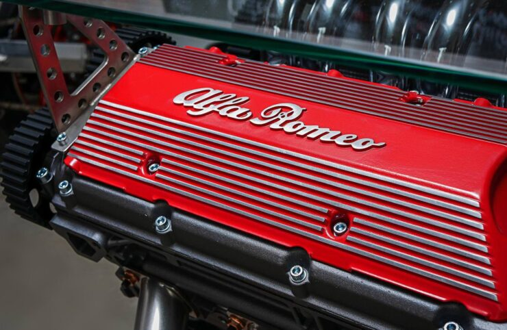 Alfa Romeo Engine Coffee Table 8