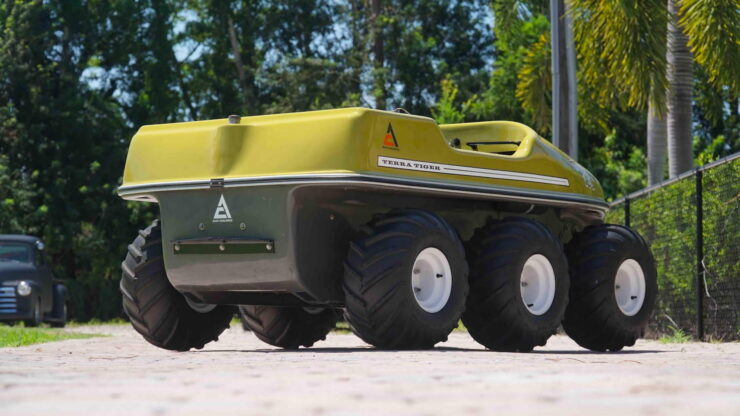 Allis-Chalmers Terra Tiger 6x6 8