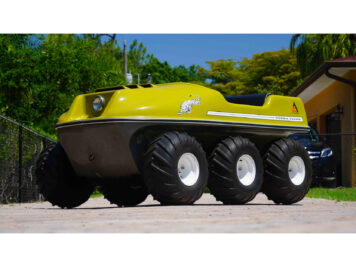 Allis-Chalmers Terra Tiger 6x6 ATV