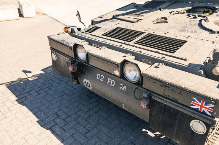 Alvis Sabre Light Tank 1