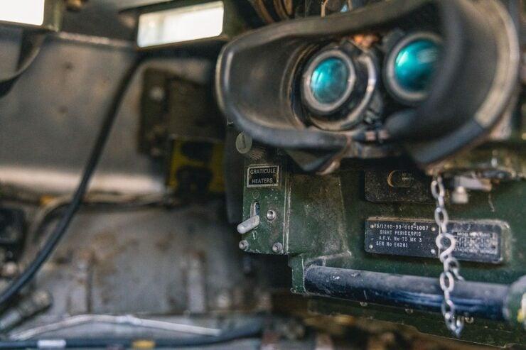 Alvis Sabre Light Tank 10